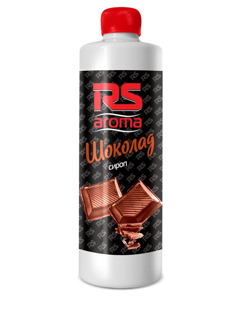 Ароматизатор RS Aroma Шоколад (0.5 л)