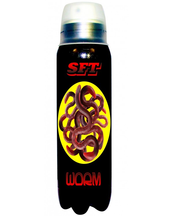 Ароматизатор SFT WORM с запахом червя (150 мл)