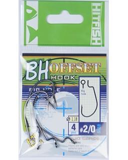 Офсетный крючок HITFISH BH OFFSET (BH-01)