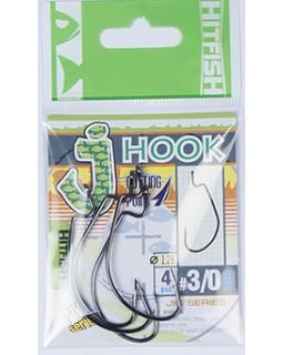 Офсетный крючок HITFISH J-HOOK (JH-01)