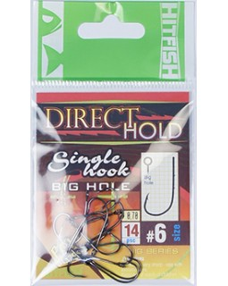 Крючок HITFISH DIRECT HOLD SINGLE HOOK (DHSH-02)