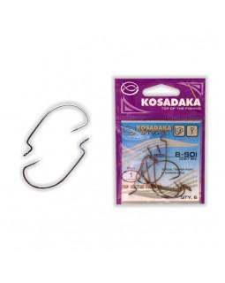Офсетный крючок KOSADAKA B-SOI (3027BN-01)
