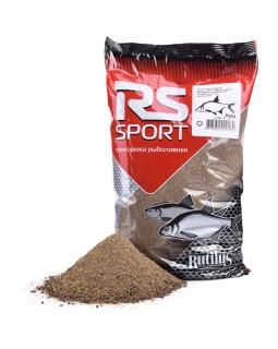 Прикормка RS Sport Лещ (чёрная) 1 кг