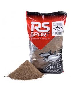 Прикормка RS Sport Плотва (тёмная) 1 кг