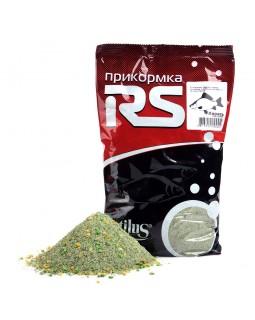 Прикормка RS Карась Марципан (зелёная) 1 кг