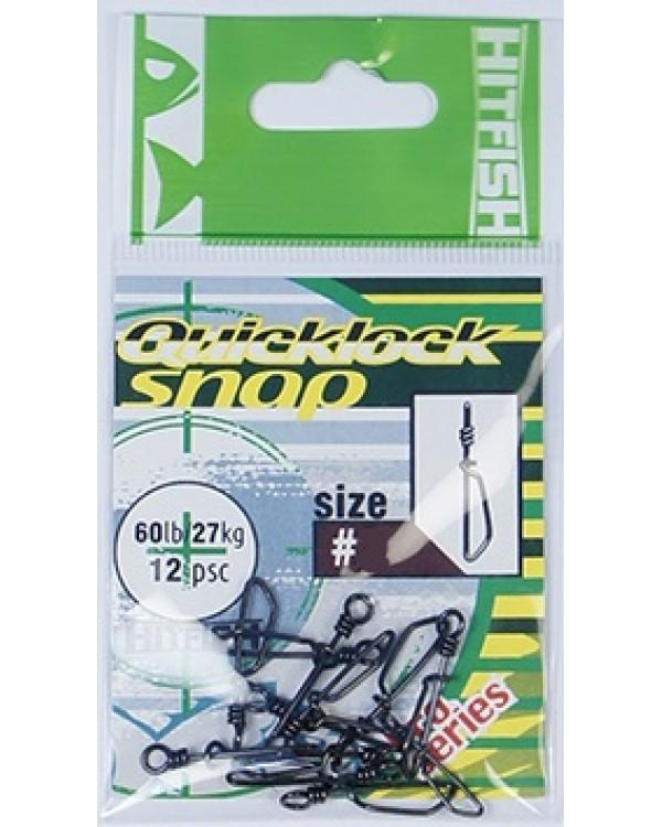 Застежка Qucklock snap № 2
