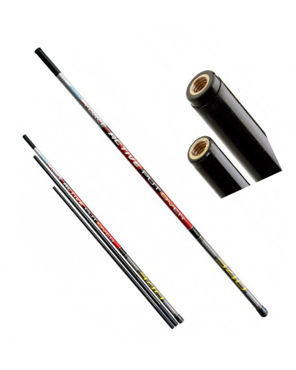 Ручка для подсака штекер Flagman Force Active Put Over 3,4 м
