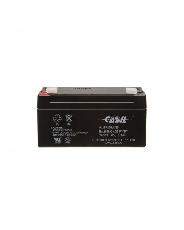 Аккумулятор Casil 6V 3.3Ah