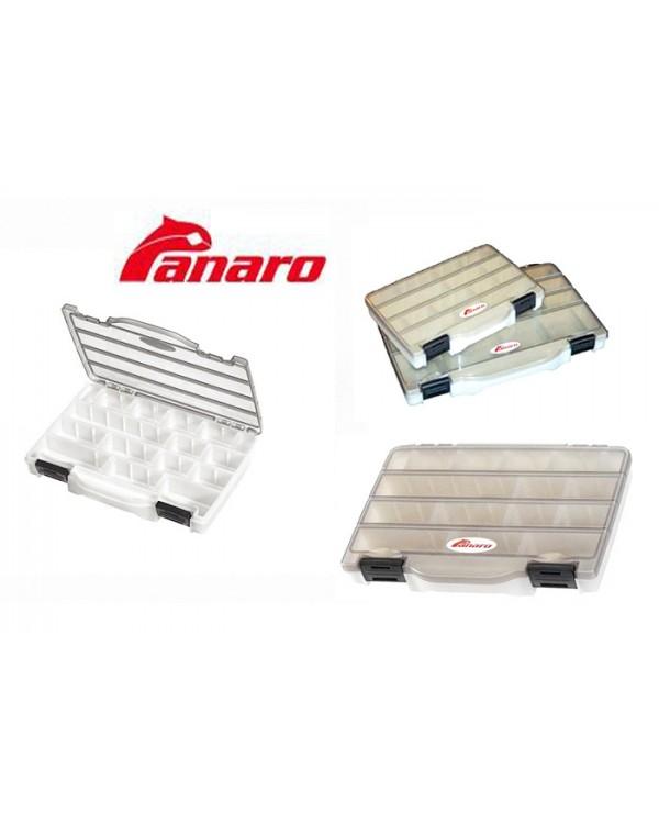 Коробка Panaro slim piccola 206x147x27мм.