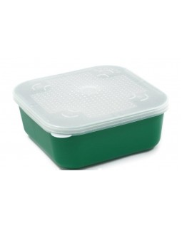 "Коробка рыболовная Stonfo ""Scatola Mesh square bait box 2 comp. LT 1,2"""