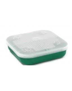 "Коробка рыболовная Stonfo ""Scatola Mesh square bait box 4 comp. LT 0,7"""