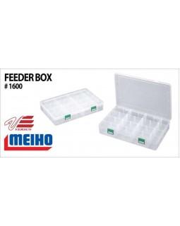 """Коробка рыболовная """"Meiho"""" Feeder Box #1600"""