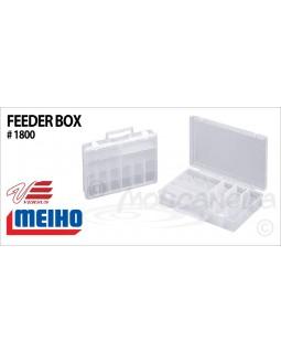 Коробка рыболовная Meiho Feeder Box #1800
