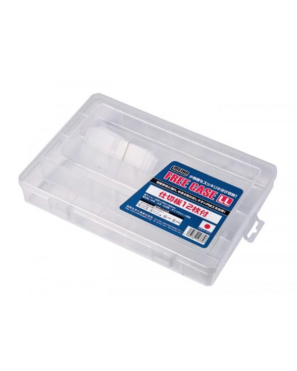 Коробка рыболовная Meiho FREE CASE LL 286х205х50