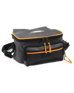 """Сумка рыболовная """"Следопыт"""" Sling Lure Bag M  (26 х 12,4 х 14 см.  см. + 3 коробки)"""