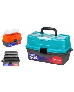 Ящик nisus tackle box трехполочный