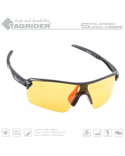 Очки поляризационные Tagrider N16-3 Yellow