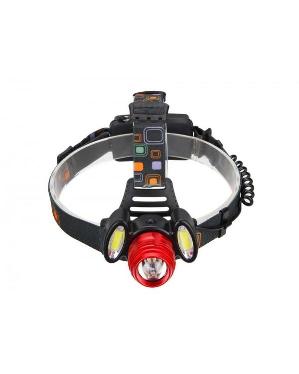 Фонарь налобный HL-150-T6
