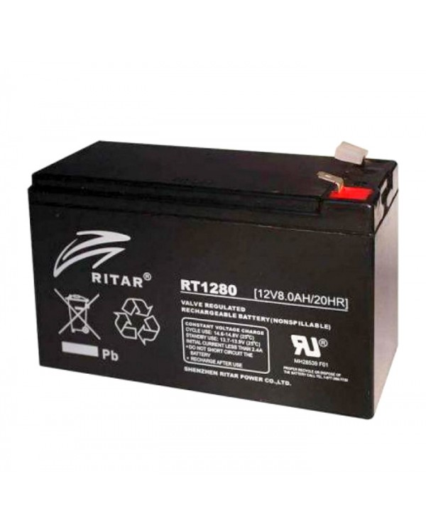 Аккумулятор для эхолота Ritar 12V/8Ah