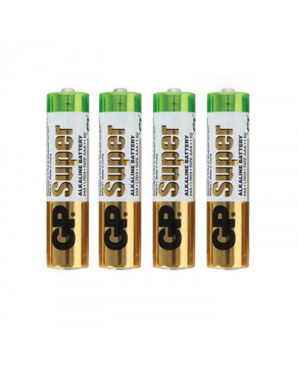 Батарейка алкалиновая GP AAA