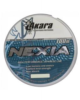 "Леска монофильная ""Akara"" Nexia 100 м."