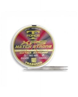 """Леска монофильная """"TRABUCCO"""" XPS Match Extra Strong 50 м."""