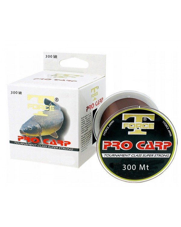 Леска T-Force Pro Carp 300 м.