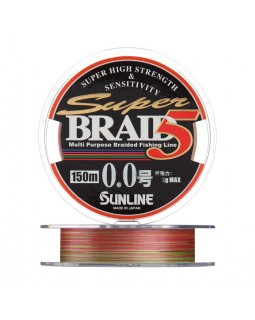 "Шнур плетёный ""Sunline"" Super Braid 5 150 м."