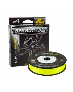 Шнур плетёный SpiderWire Dura-4Y 150 м.