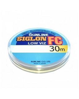 """Леска флюорокарбоновая """"Sunline"""" SIG-FC 30 м."""