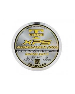 "Леска флюорокарбоновая ""TRABUCCO"" T-FORCE XPS Fluorocarbon 50 м."