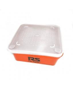"Коробка для наживки с ситом ""RS"" (0.5 л.)"