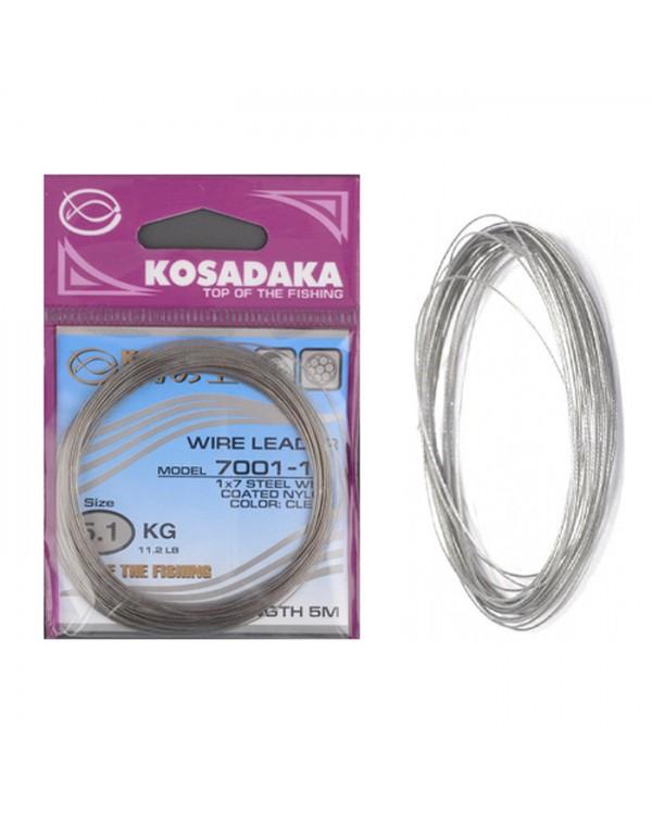 Поводковый материал Kosadaka 7001 1x7