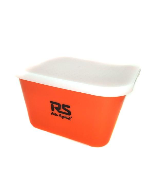 "Коробка для наживки с ситом ""RS"" (1.5 л.)"