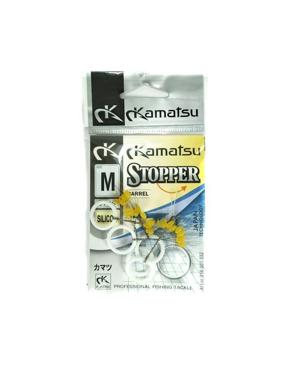 "Стопор ""Kamatsu"" Barrel (30 шт.)"