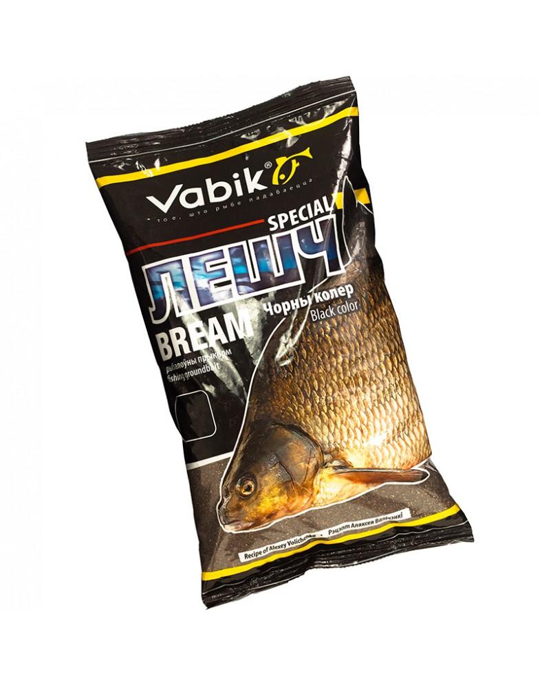 """Прикормка """"Vabik"""" Special Лещ (Черный / 1 кг.)"""