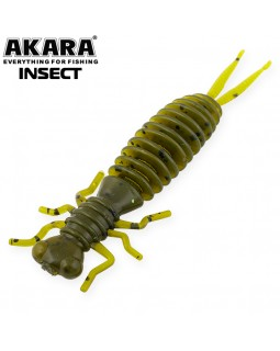 "Твистер ""Akara"" Eatable Insect 35 (8 шт.)"