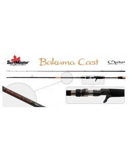 "Спиннинг ""Sutf Master"" Chokai Series Bakuma Cast, 802HF TX-20 (244 см. / 21-56 г.) LC1231-244"