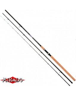 """Удилище фидерное """"Mikado"""" Ultraviolet Heavy Feeder 390 (390 см. / 0-120 г.)"""