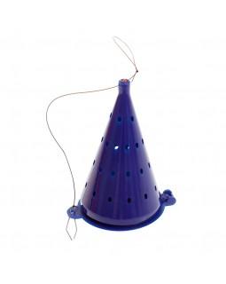 Кормушка зимняя пластиковая Salmo ( Ø 60 мм.)