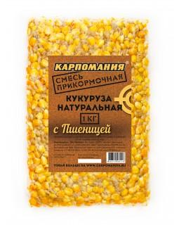 "Прикормочная смесь - кукуруза натуральная  ""Карпомания"" (1 кг.)"